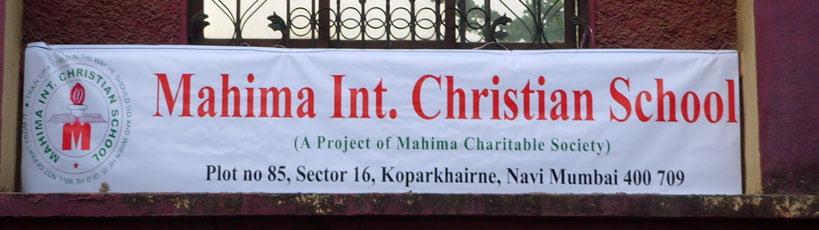 Mahima International Christian School